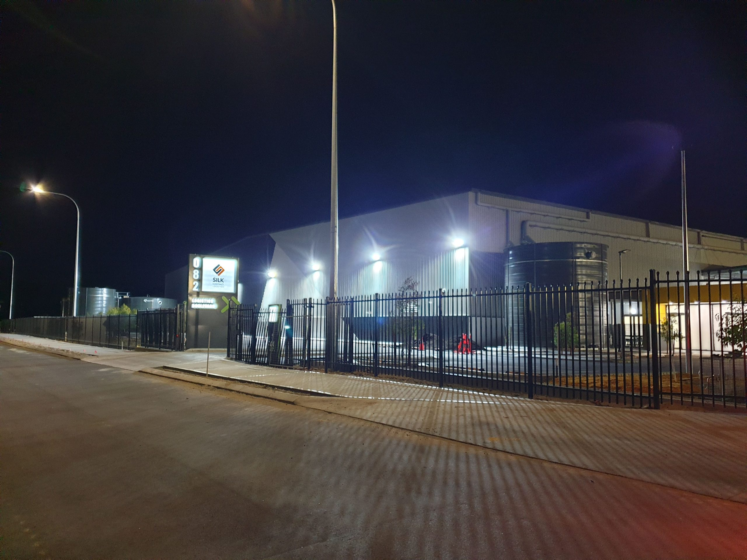 Silk Logistics Distribution Centre, Lot 25 Logistics Boulevard, Kenwick, WA