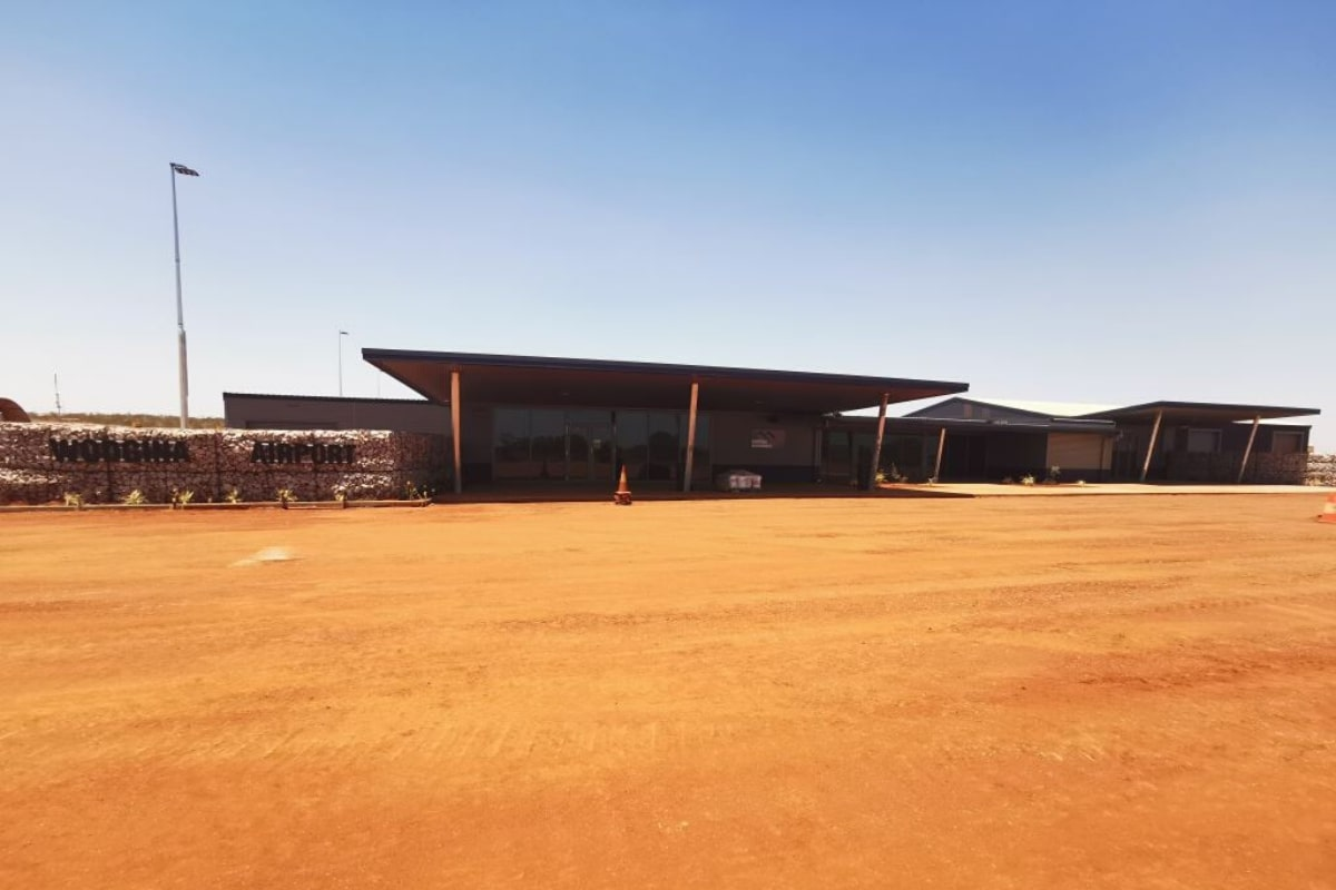 Commercial Project – Wodgina Airport