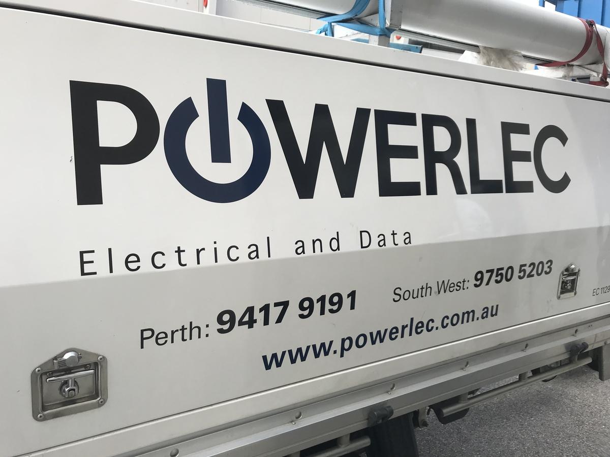 Customer Testimonial Powerlec Electrical