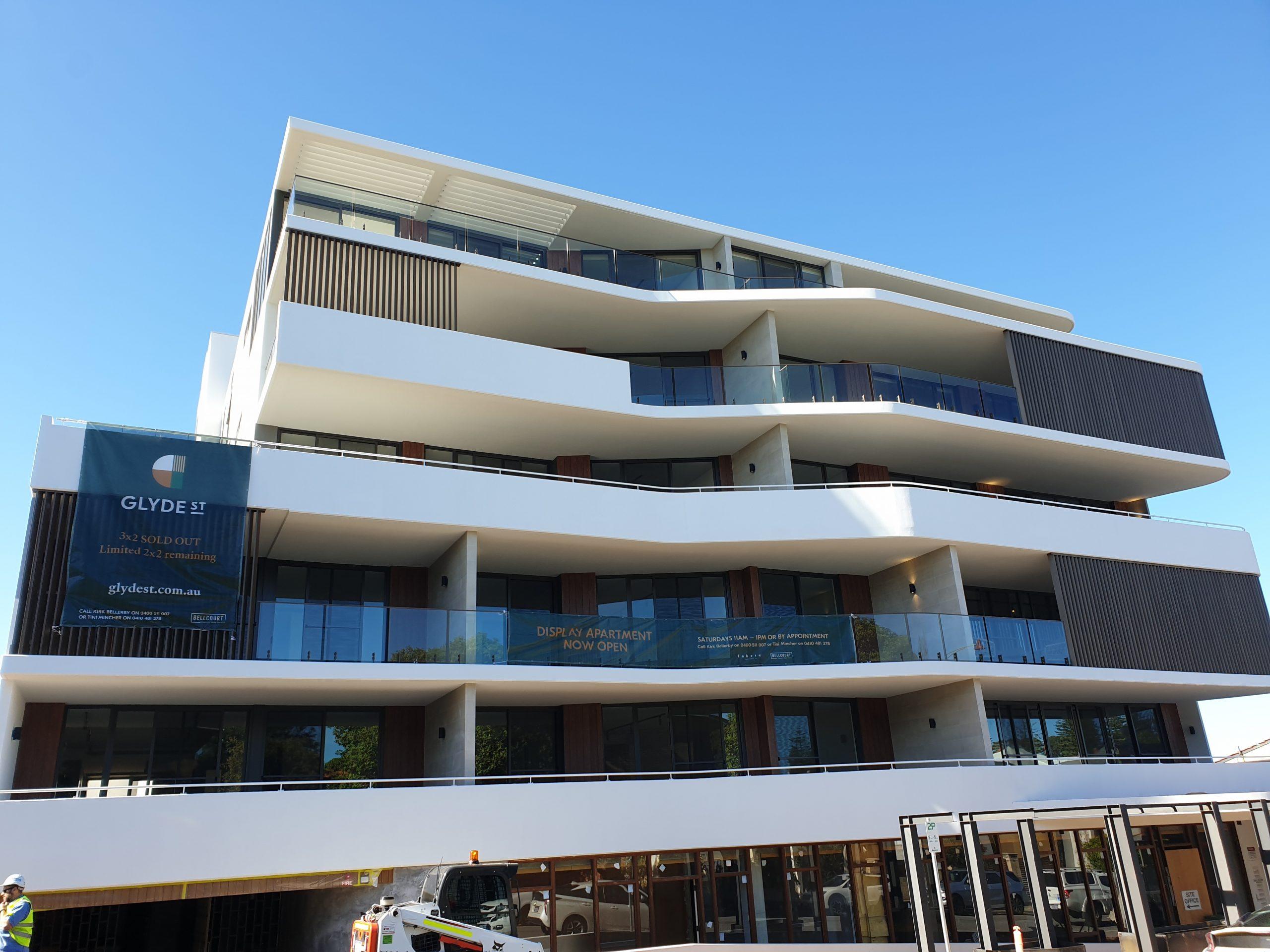 Glyde Street Apartments Mosman Park, WA