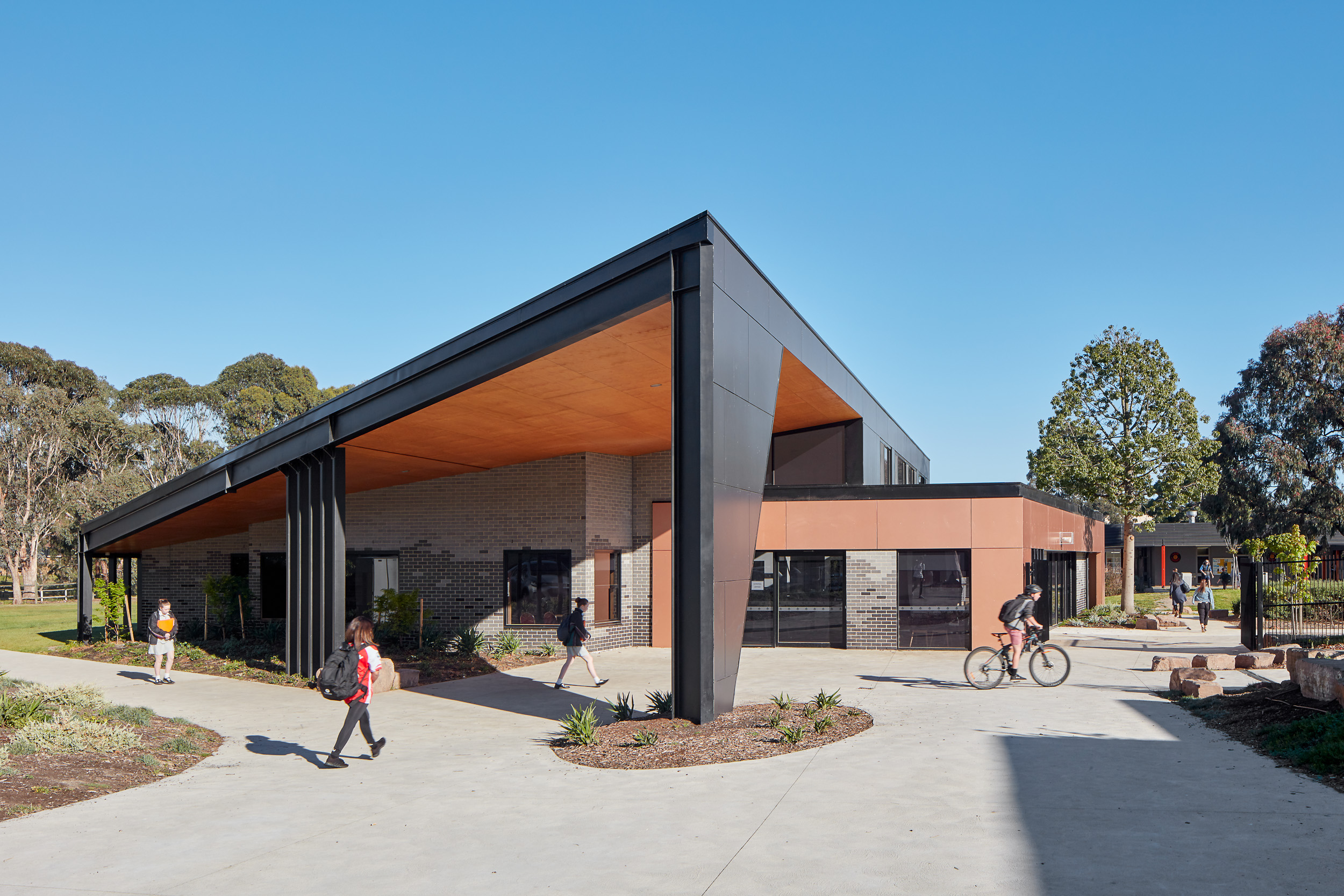 Montmorency Secondary College, VIC