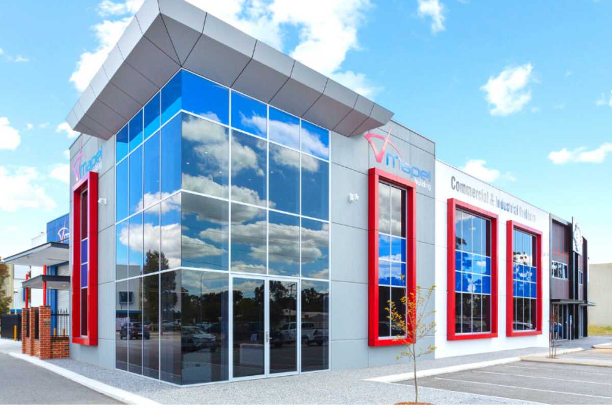 Mapel Building – Commercial & Industrial Builders Perth, WA